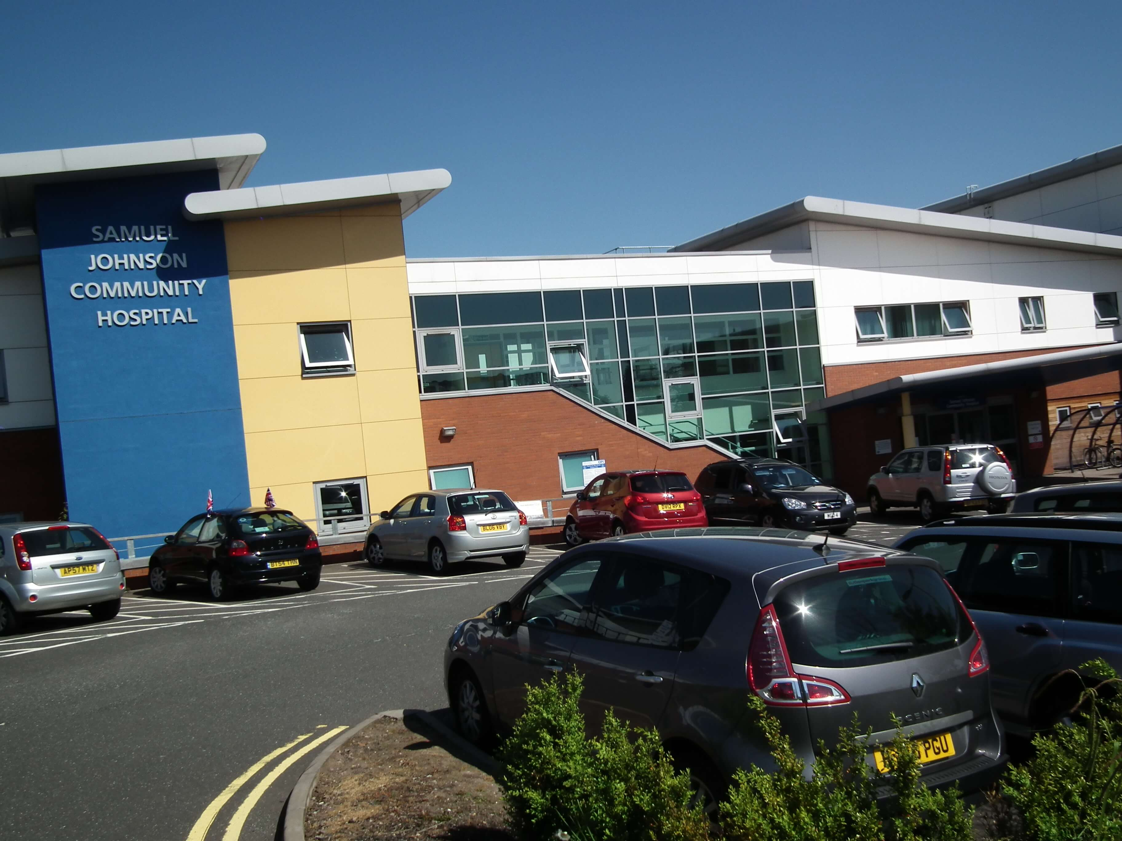 Patient Choice - NHS Cannock Chase CCG