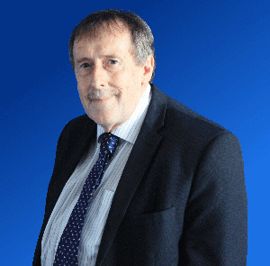 Paul Gallagher – Lay Member  and Vice Chair picture